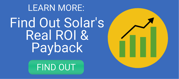 Find out solar's real roi & payback