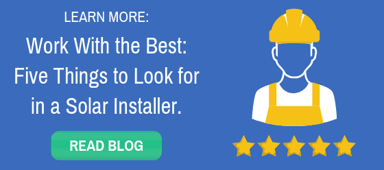 what to look for in a solar installer link