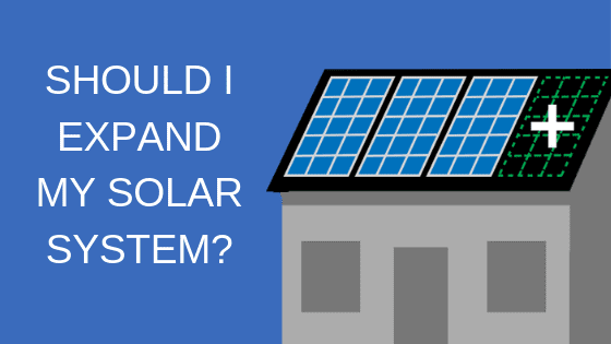 Should I Expand My Solar System
