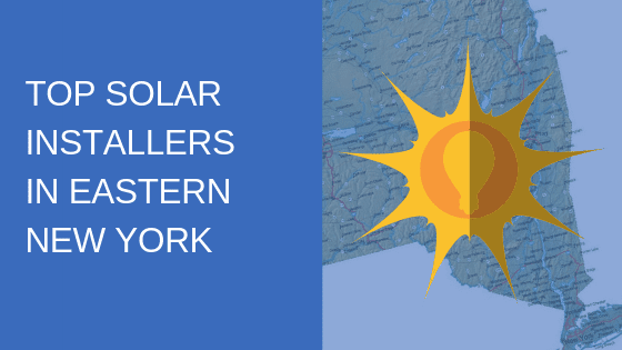 top solar installers in eastern new york
