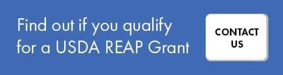 do i qualify for a usda reap grant