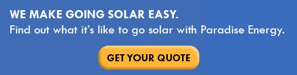 get free solar quote button