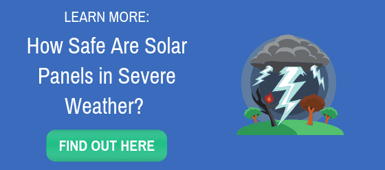 How Safe Are Solar Panels in Severe Weather