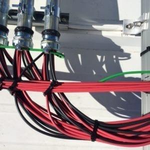 Solar Array Wiring