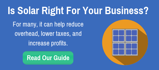 Is Solar Right for Your Business