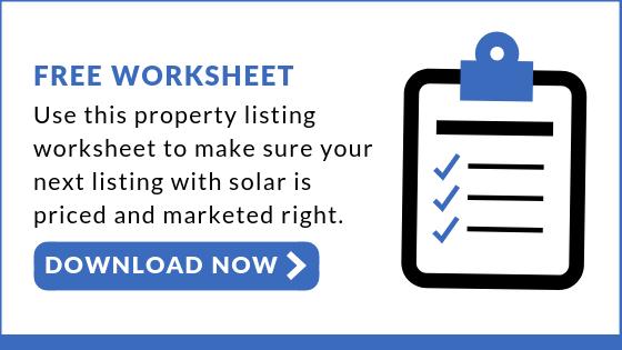 Property Listing Worksheet