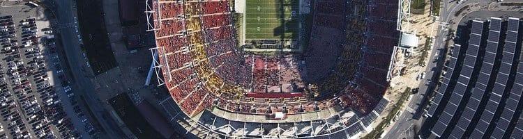 fedex stadium solar panels