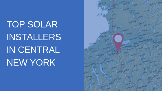 Top Solar Panel Installers In Central New York