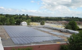 Adelphi Cabinets Solar Project