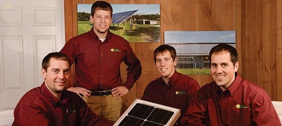 Ten Times Around the Sun: Ten Years as a Solar Installation Company