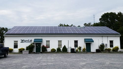 solar panels roof harrington de business