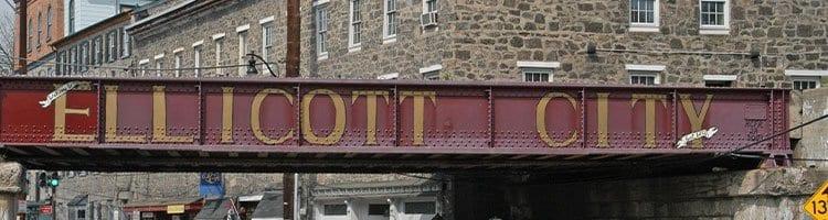 howard county ellicott city bridge