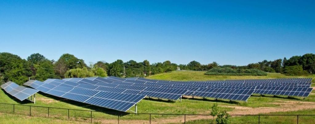 Longwood Gardens Solar Installation