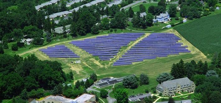 Masonic Villages Retirement Community Solar Installation