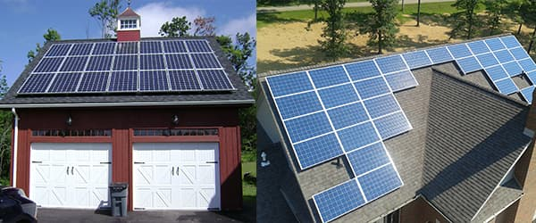 monocrystalline solar panels vs polycrystalline