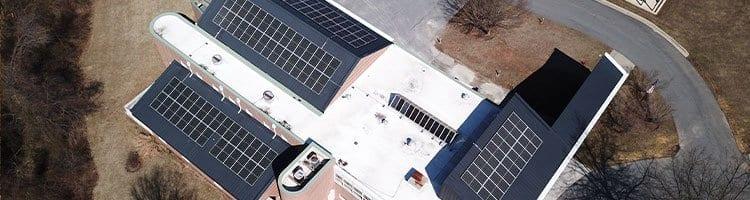 csaac community school of maryland solar