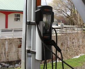public-ev-car-charger