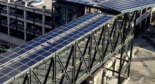 seattle mariners solar panels