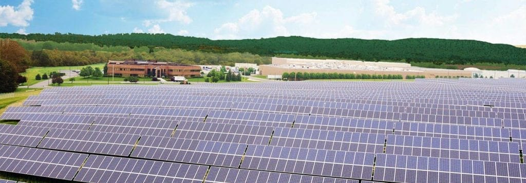 Snyder Lance Solar Farm York County Pa