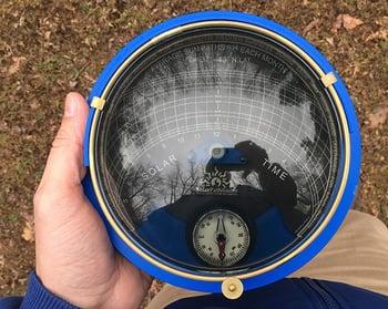 solar-path-finder