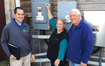 Khimira Farms flips the switch to solar energy