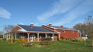 Layton's Chance Vineyard Solar Energy System