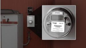 Locus Energy meter example
