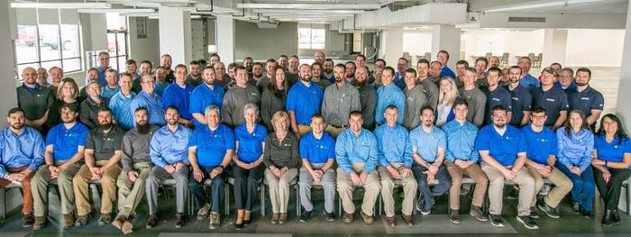 Paradise Energy Solutions team