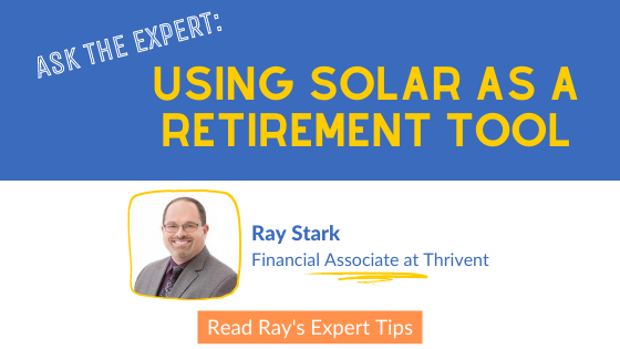 Investing in solar for retirement