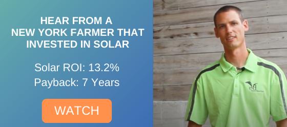 Rodman Lott Farms Solar Video