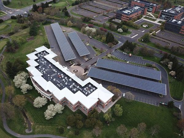 Turn 14 Distribution Solar Carport