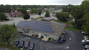 Westlake Dental Associates Solar Energy System