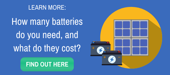 how-many-batteries-for-solar