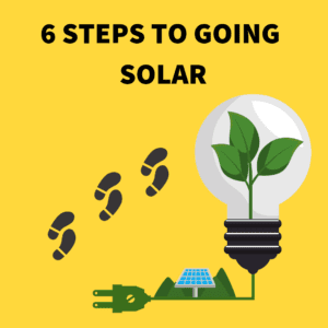 The Process of Going Solar