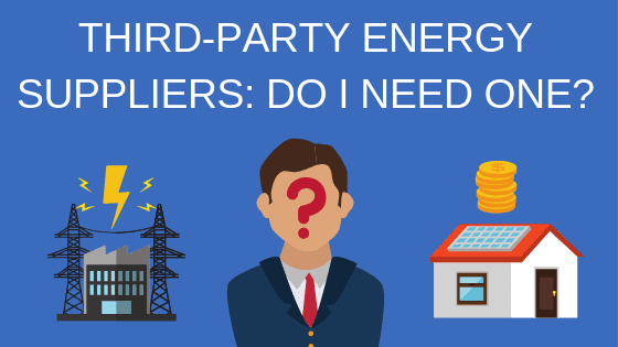 Third-Party Energy Supplier
