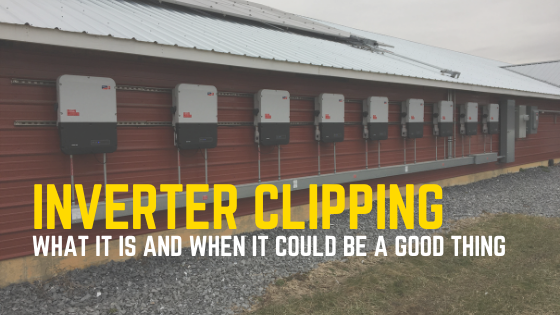 What is Solar Inverter Clipping