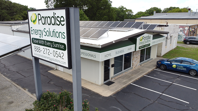 Paradise-Energy-Salisbury-Maryland-Office