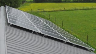 Solar Install in Dover, DE
