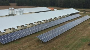Solar Install in Hartley, DE