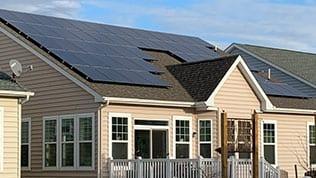 Solar Install in Ocean View, DE