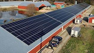 Solar Install in Millsboro, DE