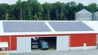 Solar Install in Magnolia, DE