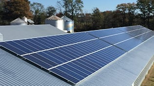 Solar Install in Harrington, DE