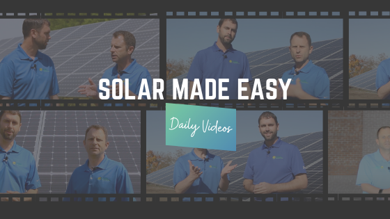 Solar Made Easy Cover Graphic