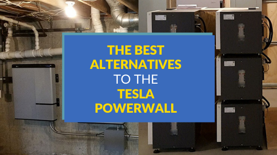 The best alternatives to the Tesla Powerwall