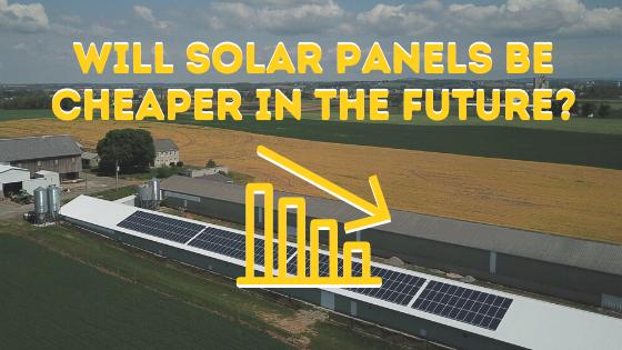 Will solar panels get cheaper in the future?